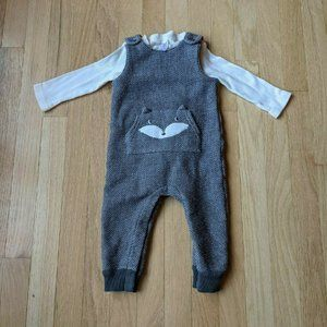 Carter's Overall Outfit
